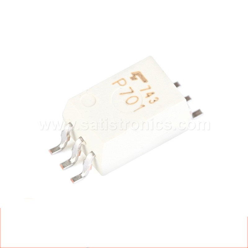 TOSHIBA TLP701(TP,F) SOP-6 Optocouplers MOSFET/IGBT Driver