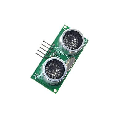 US-100 Ultrasonic Sensor Module 2.4V - 5V With Temperature Compensation Range Distance 450cm For Arduino