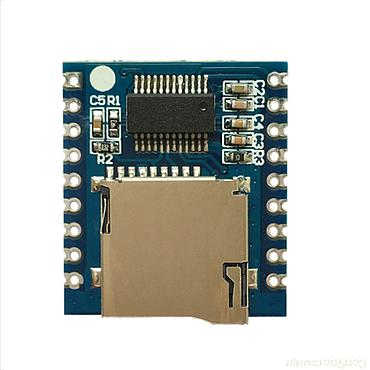 XY-V17B Serial Control Voice Module / SD/TF Card MP3 Sound Module