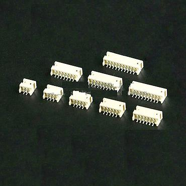 ZH1.5MM Connector Lie Stick Series SMD Socket