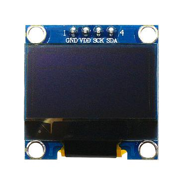1.3 inch 12864 OLED Display Module With IIC White/Blue