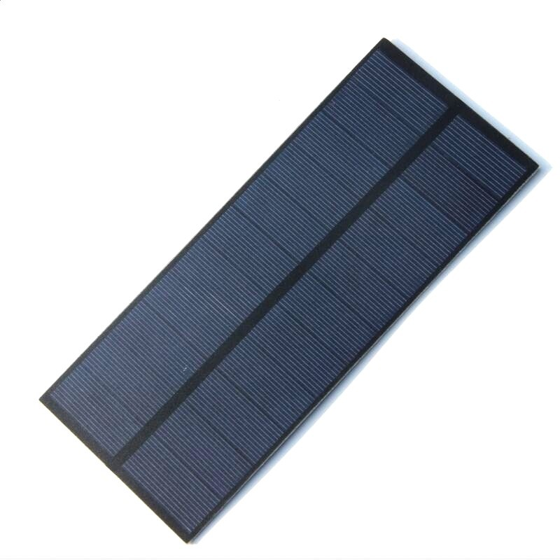 2.2W 5.5V Polysilicon Solar Panel Battery Charger