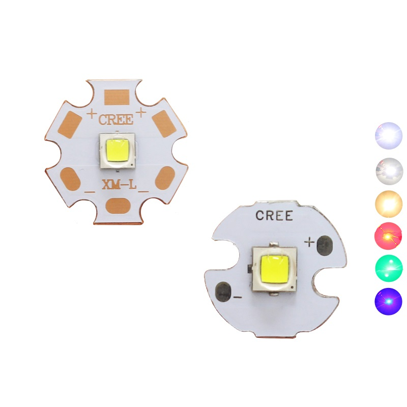 10W CREE XML2 High Power LED Emitter Warm White /White