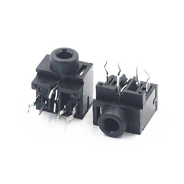 0357-5P Audio Microphone Socket