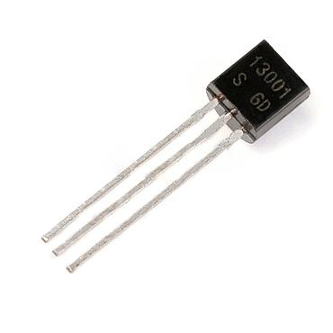 13001 TO-92 Triode Transistor