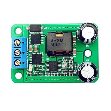 24V/12V To 5V/5A 25W DC-DC Buck Step Down Power Supply Module Replace 055L LM2596
