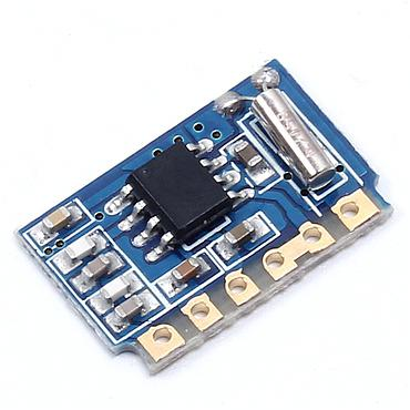 315/433MHz Wireless RF Remote Receiver Module LR35A LR45A