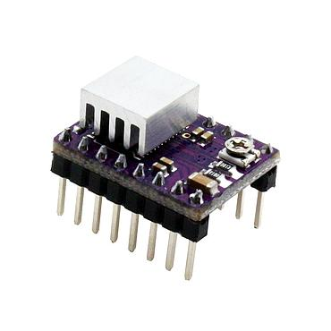 3D Printer Parts DRV8825 Stepper Motor Driver Board Controller with free Heatsink for Arduino