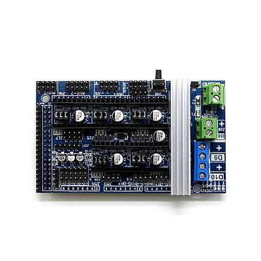 3D Printer Parts Ramps 1.6 Board Upgrade Base on Ramps 1.4 1.5 Control Board for Reprap Mendel