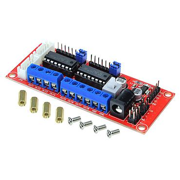 4WD L293D Smart Motor Driver Module for Arduino