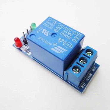 5V 12V 1 Road Relay Module Low Level High Level Trigger Extension Board