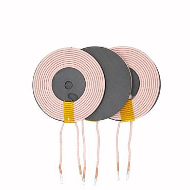 6.3uH A11 Wireless Charging Coil Module Inductor /Wireless Charging Transmitting Coil QI Standard Inductance