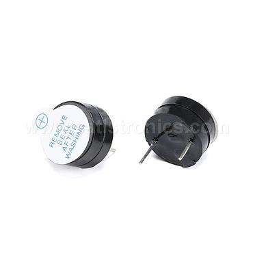 6.5mm Active Buzzer 5V Split Electromagnetic Long Sound