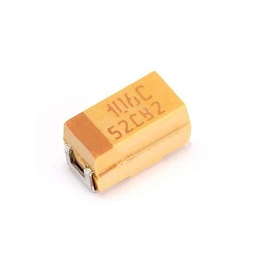 7343 SMD Tantalum Capacitor TypeD 10V ±20%