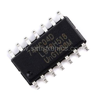 74HC04 DIP-14 IC Logic Chip