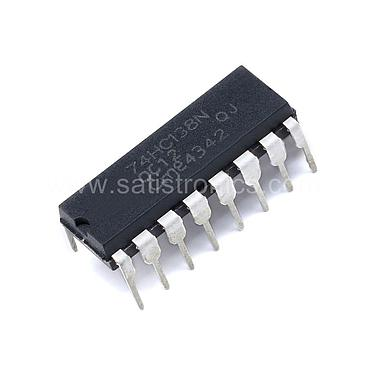 74HC138 IC 3-to-8 Line Inverting Decoder/Demultiplexer DIP-16