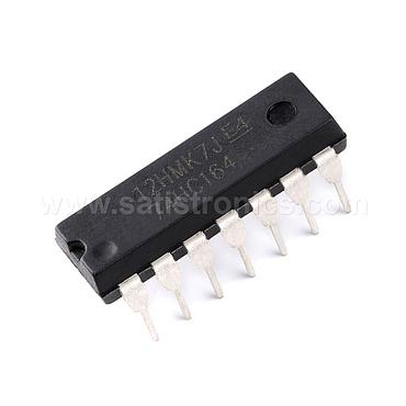 74HC164 8bit Serial-In/Parallel-Out Shift Register SOP-14