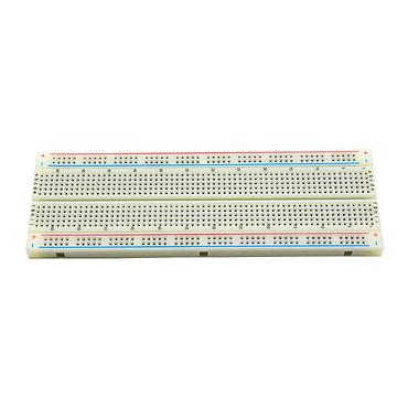 830 Point MB-102 Solderless Breadboard DIY Electronics for Arduino