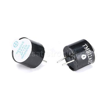 9.5mm Active Buzzer 5V Integrated Electromagnetic Long Sound