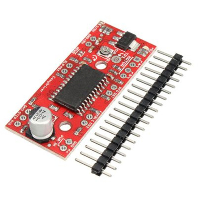 A3967 EasyDriver Shield stepping Stepper Motor Driver