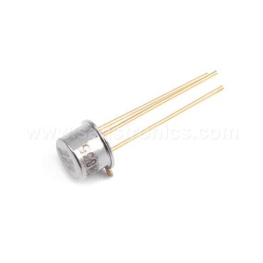 ADI AD590JH TO-52-3 ±5°C Temperature Sensor