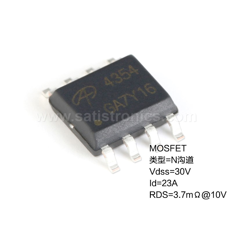AOS AO4354 SOIC-8 MOSFET N-channel