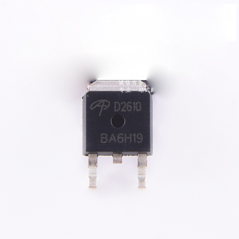 AOS AOD2610 TO-252 MOSFET N-channel 60V 46A