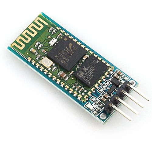 HC-06 Wireless Bluetooth Transeiver RF Master Module for Arduino