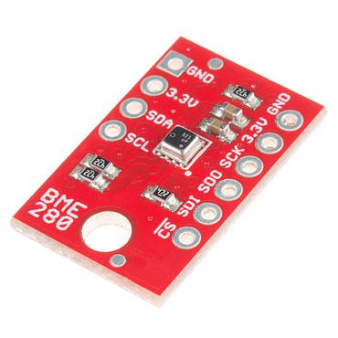 BME280 Embedded High-Precision Barometric Pressure Sensor Module Height