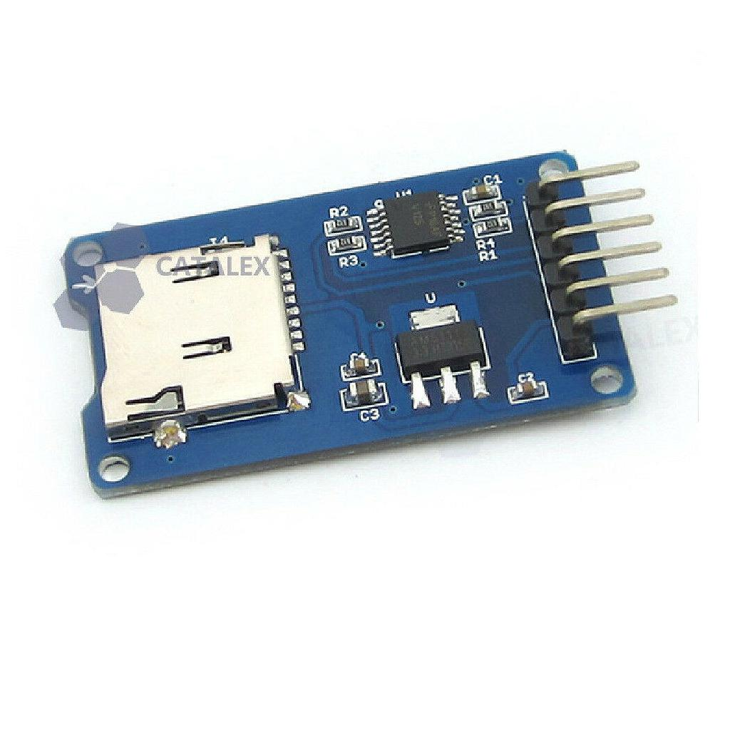 Micro SD Storage Board Mciro SD TF Card Memory Module SPI FOR Arduino