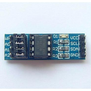 AT24C256 256K Serial EEPROM module I2C EEPROM Data Storage Module for ArduinoPIC