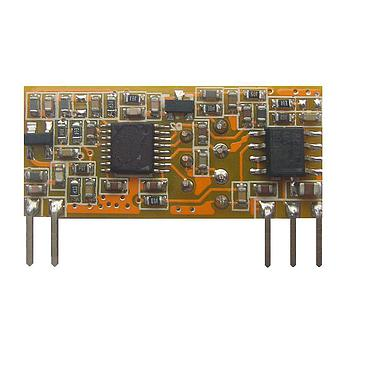 RXB8 433Mhz Superheter​odyne Wireless Receiver Module Perfect for Arduino/AV​R