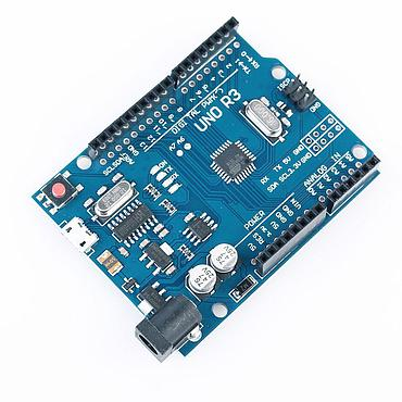 UNO R3 ATMEGA328P-AU Compatible CH340G FOR ARDUINO WITH MICRO USB DIY