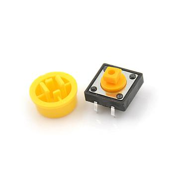 B3F-4055 12*12*7.3mm Push Button Tactile Switch