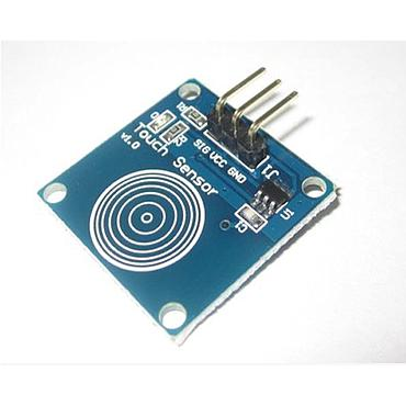T32 Touch Sensor Module 1 Channel Touch Switch