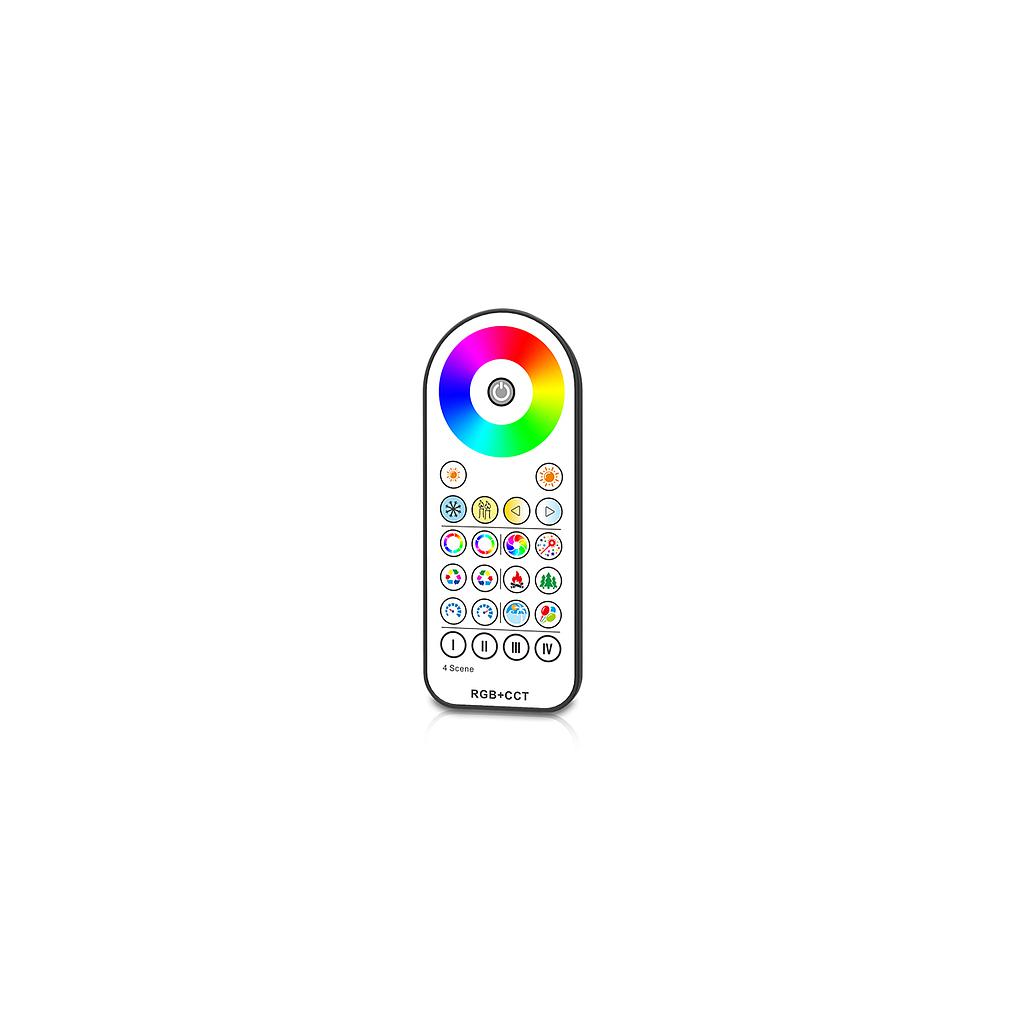 R23 DC3V RF2.4G Single Zone RGB CCT Color Temperature Remote Control
