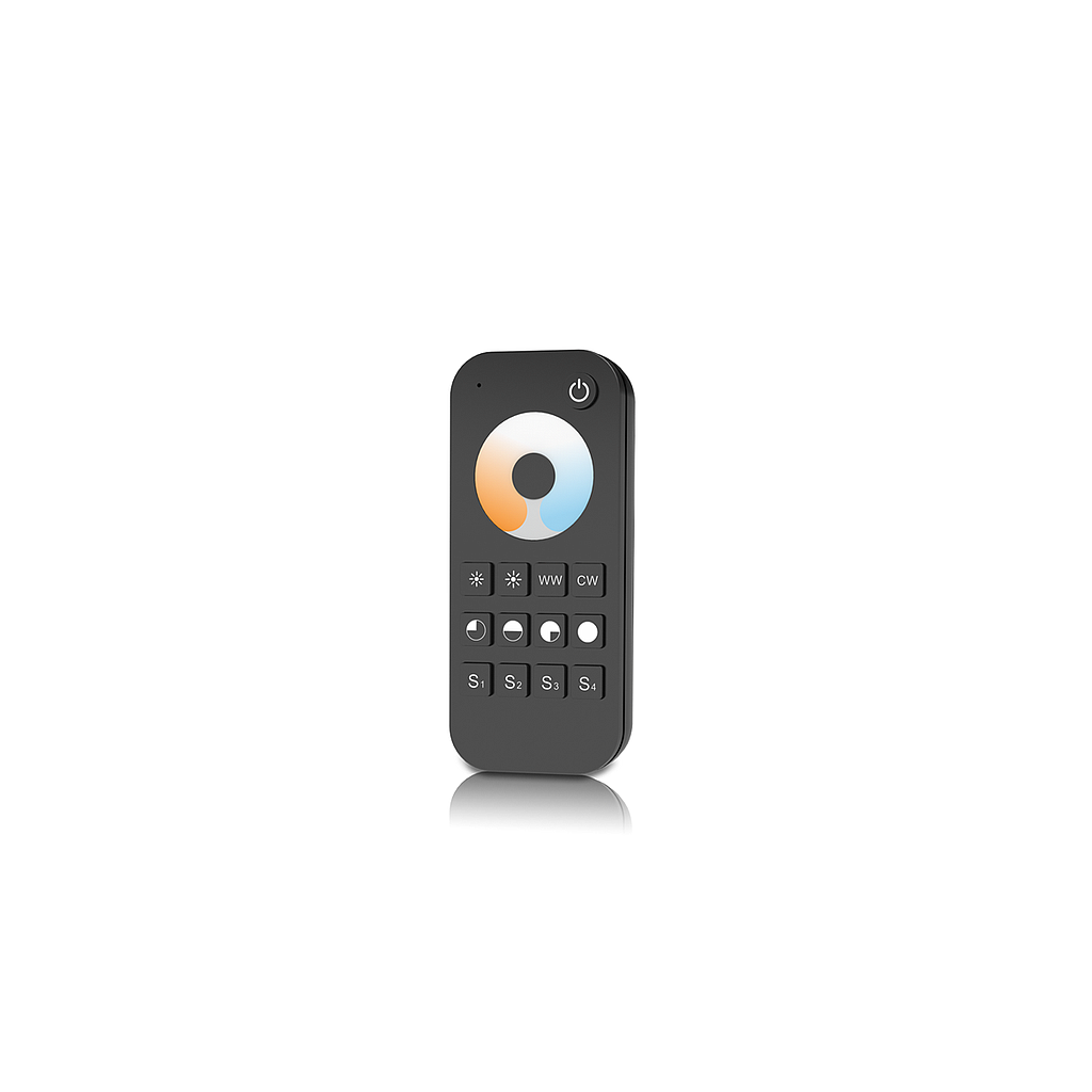 RT2 DC3V RF2.4G Color Temperature 1 Zone Remote Control