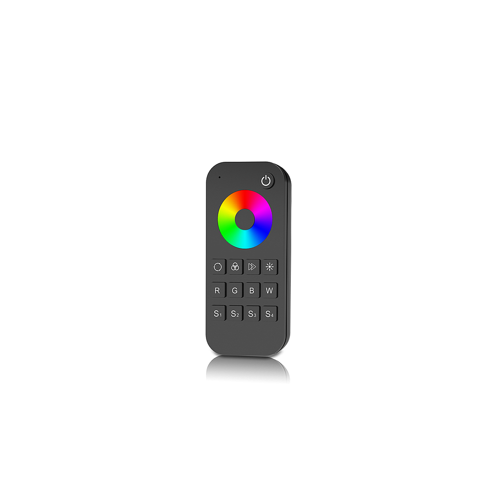 RT4 DC3V RF2.4G RGB/RGBW Single Zone Remote Control