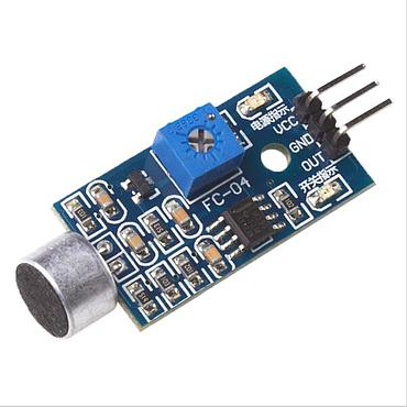 Q71 Sound Sensor Detection Buzzer Module