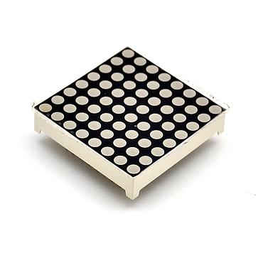 1088BS 3mm 8x8 LED Dot Matrix Display Common Anode for Arduino
