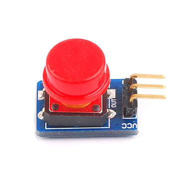 D07 Large Button Module Touch Cap Button Module High Level Output