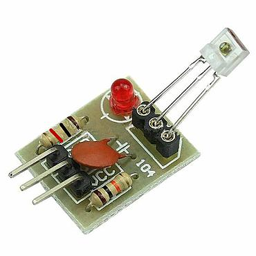 B17 High Level Non-modulator Laser Receiver Sensor Module for Arduino