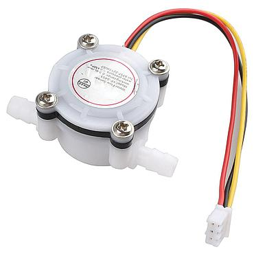YF-S401 Coffee Machine Flowmeter Water Flow Sensor Water Purifier Hall Sensor