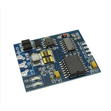 ADUM5402 TTL to RS485 Module with Isolated Single Chip Serial Port