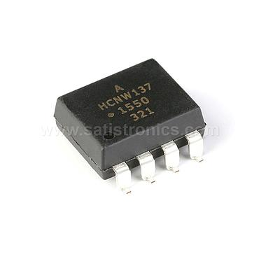 Broadcom HCNW137-500E SMD-8 Optocouplers High Speed TTL