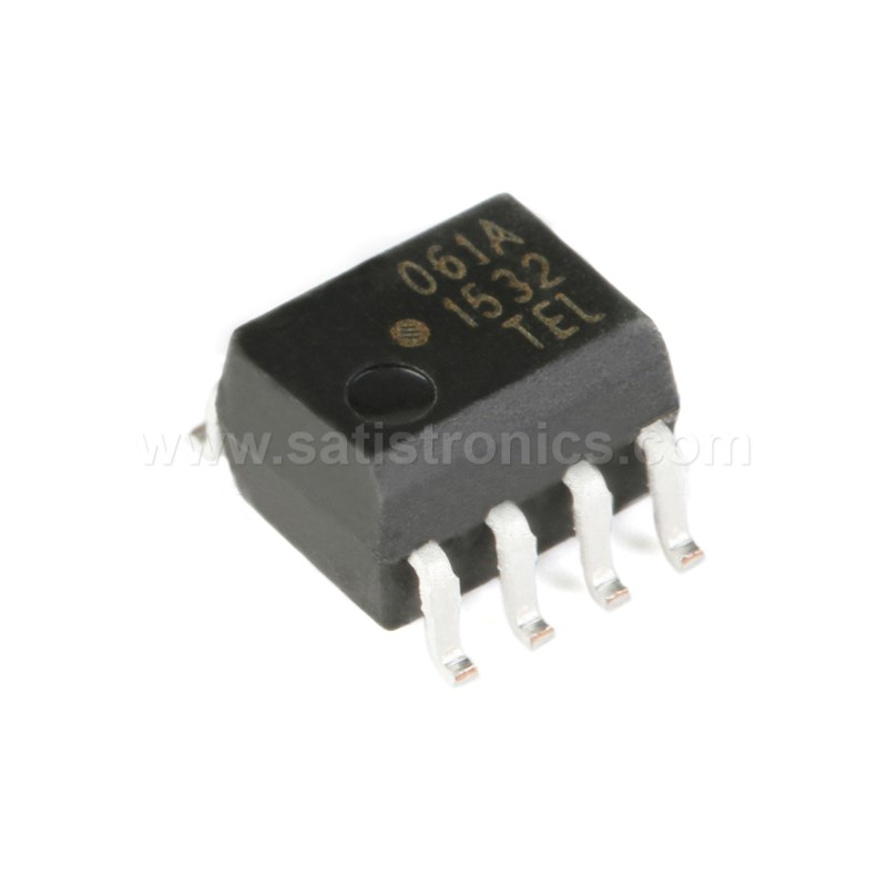 Broadcom HCPL-061A-500E SOIC-8 Optocouplers High CMR 10MBd