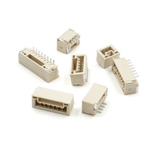 JST GH1.25mm Female SMT Connector 2-12 Pin