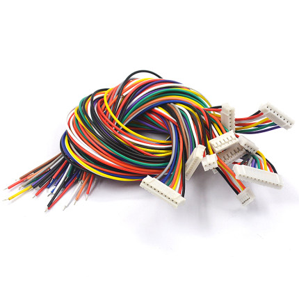 12Pin Single-End Connector Plug Cable 20cm//30cm PH2.0mm Electronic Wire 2Pin