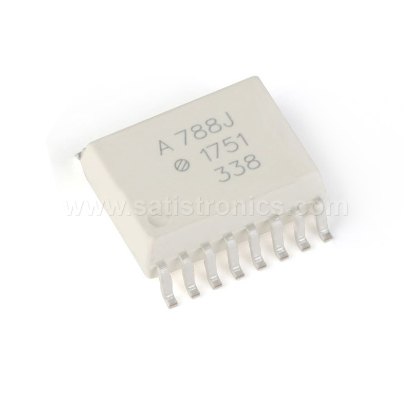 Broadcom HCPL-788J-500E SOIC-16 Optocouplers Isolation Amplifier