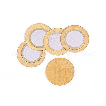 Buzzer 12mm Diameter 0.33mm Thickness Copper